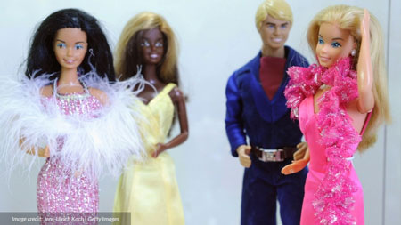 Corporate Barbie and Ken - Michael Mamas