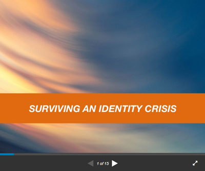 Surviving an Identity Crisis, by Michael Mamas